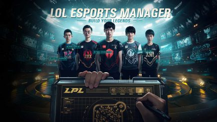 LoL Esports Manager – Game moblie HLV Esports ảo mới của Riot Games