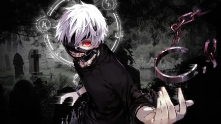 The Legend Of The Red Eyes: Phiên bản mobile của Anime Tokyo Ghoul!